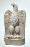 Aquila di marmo antica Immagine Stock