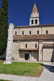Aquileia, Ιταλία κόσμος volubilis της ΟΥΝΕΣΚΟ περιοχών του Μαρόκου καταλόγων κληρονομιάς βασιλικών Στοκ Φωτογραφίες