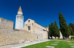 Aquileia, περιοχή Friuli Venezia Giulia, της Ιταλίας Στοκ Εικόνες