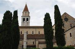 Aquileia Basilica Stock Images