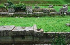 Aquileia flod- port Royaltyfri Foto