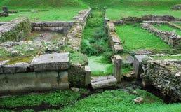 Aquileia Fluvial port Obrazy Stock