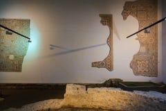 Aquileia nationellt arkeologiskt museum, Aquileia Arkivfoto
