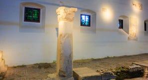 Aquileia nationellt arkeologiskt museum, Aquileia Royaltyfri Foto