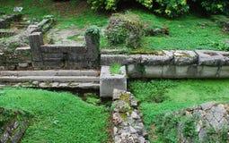 Aquileia Roman Forum Royaltyfria Bilder