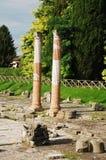 Aquileia Roman Forum Royalty-vrije Stock Afbeeldingen