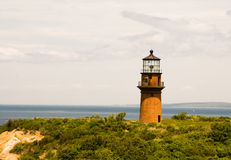 Aquinnah (Gay Head) Lighthouse Royalty Free Stock Photo