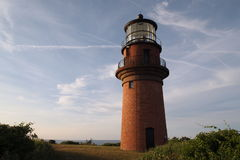 Aquinnah Lighthouse Stock Photography