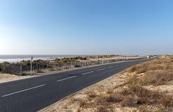 Aquitaine δυτική ακτή στοκ φωτογραφίες με δικαίωμα ελεύθερης χρήσης