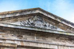 Aquitaine πύλη στο Μπορντώ, Γαλλία Στοκ εικόνα με δικαίωμα ελεύθερης χρήσης
