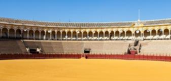 Arène à Séville Images libres de droits