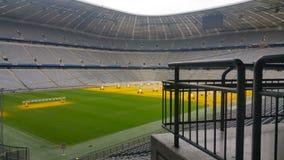 Arène d'Alianz - FC Bavière Munchen - dutchland de l'Allemagne Image libre de droits