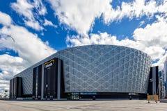 Arène d'amis (le stade national de la Suède du football) Image libre de droits