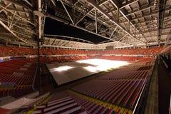 Arène d'Otkrytie de stade de football Photo stock