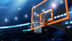 Arène de basket-ball illustration de vecteur
