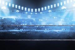 Arène de boxe photos libres de droits
