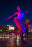 Arène de Las Vegas T-Mobile Photo libre de droits