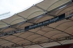 Arène de Mercedes-Benz, Stuttgart Photographie stock