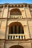 Arène de toros de Valence de plaza Image stock