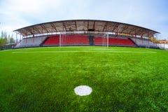 Arène du football, stade Image libre de droits