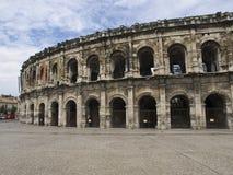 arène Nîmes Photo libre de droits
