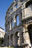 Arène romaine Image libre de droits