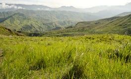 Arête de montagne Photographie stock libre de droits