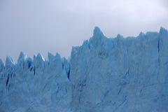 Arêtes du glacier photographie stock libre de droits
