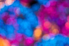 Żarówki mnóstwo kolor fotografia stock