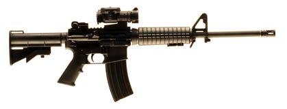 AR-15 Fotografia Stock Libera da Diritti