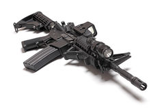 Free AR-15 Royalty Free Stock Photo - 33649995