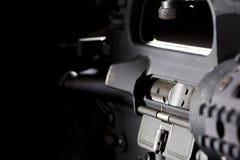 AR-15 Gun Royalty Free Stock Image
