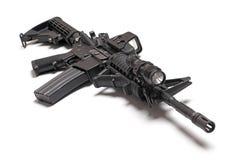 AR-15 免版税库存照片
