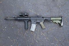 AR-15 Стоковое Изображение RF