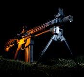 AR-15 库存图片
