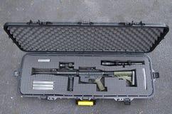 AR-15 Royalty Free Stock Photo