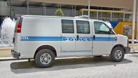 Ar av den Charlotte-Mecklenburg polisen Fotografering för Bildbyråer