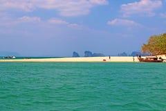 Öar av den yao noi ön Thailand Fotografering för Bildbyråer