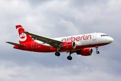 Ar Berlin Airbus A319 Imagens de Stock Royalty Free