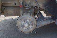 ¡ AR de Ð avec la roue enlevée Image libre de droits