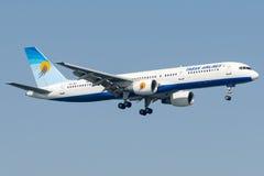 Ar de EP-TBI Taban, Boeing 757 - 200 Imagem de Stock
