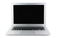 ar de um MacBook de 13 polegadas Fotografia de Stock