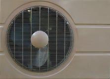 Ar do ventilador do condensador Fotos de Stock Royalty Free