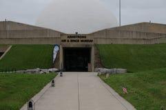 ar e spacemuseum de Armstrong em ohio Fotos de Stock