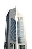 ar emiraty Dubai górują zlanego zdjęcie stock