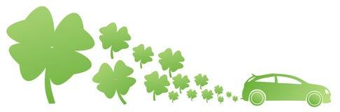 Ar irlandês do carro Fotos de Stock Royalty Free