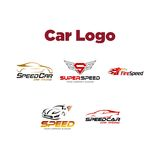 Car Logo Template Royalty Free Stock Photo