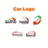 Car Logo Template stock images
