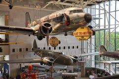 Ar nacional e museu de espaço em Washington fotografia de stock