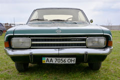 Сar Opel Rekord Stock Images
